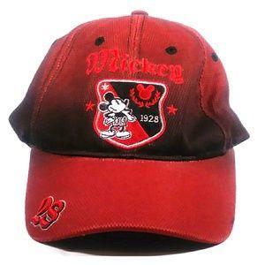 Rare vintage mickey mouse hat disney world